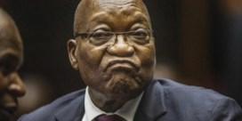 Hof stuurt oud-president Zuma naar de cel