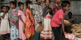 Ethiopisch leger vlucht weg uit hongerend Tigray