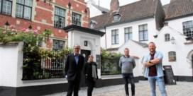 Begijnhof Kortrijk na veertig jaar helemaal gerestaureerd