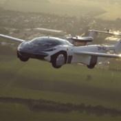 Vliegende auto maakt succesvolle testvlucht tussen luchthavens