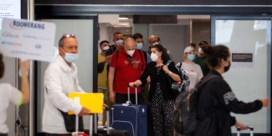 Hoe het virus meereist met toeristen