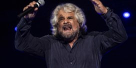 Beppe Grillo dreigt geesteskind te verdrinken