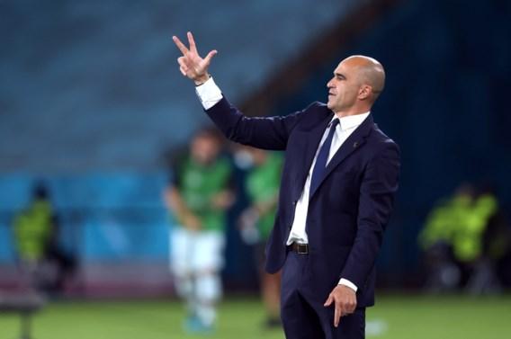 Roberto Martinez blijft ook na het EK bondscoach van Rode Duivels