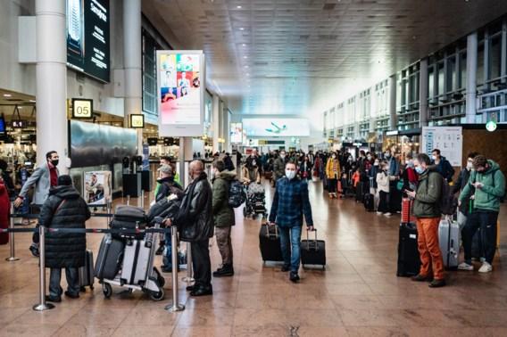 Hinder door stiptheidsacties op luchthavens blijft beperkt