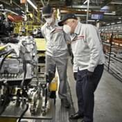 De Britse auto-industrie krijgt een elektroshock