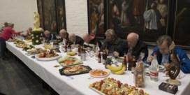 Pelgrimstafel officieel erkend als immaterieel erfgoed
