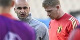Martinez: 'Voor Hazard wordt het moeilijker dan voor De Bruyne'