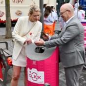 Antwerpse actie om afval ook buitenshuis in vuilnisbak te gooien