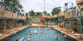 Eén openluchtzwembad maakt de zomer nog niet voor Brussel