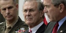 De architect van de oorlog in Irak