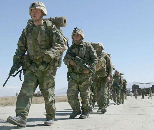 VS en coalitietroepen verlaten Afghaanse luchtmachtbasis Bagram