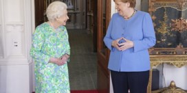Merkel drukt bezorgdheid over EK uit tijdens vaarweltour in UK