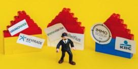Banken vinden weg naar immosites
