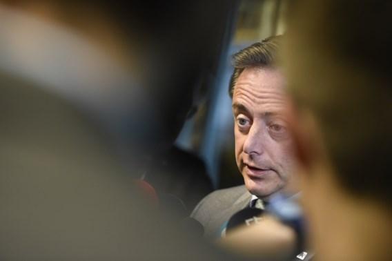 De Wever: 'Het allerdomste wat je kan doen is de Oosterweelwerf stilleggen'