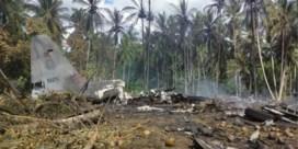 Crash legervliegtuig nabij Filipijnen: dodentol loopt op tot 45