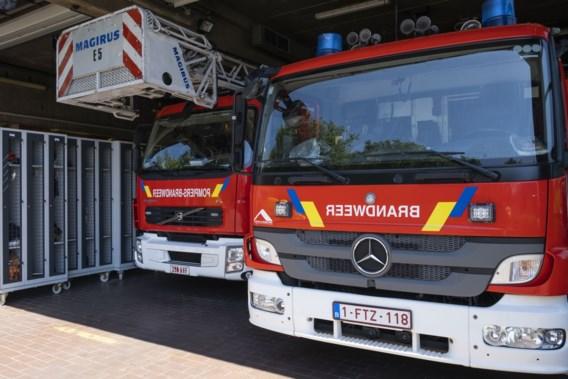 Drie jongeren redden bewoners uit brandende rijwoning in Elsene