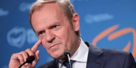 Tusk keert terug naar Polen om 'einde te maken aan nachtmerrie'
