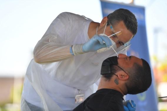 Opnieuw meer besmettingen vastgesteld, maar ook meer tests afgenomen