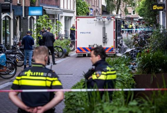 Nederlandse misdaadverslaggever Peter R. de Vries 'vecht voor zijn leven' na schietpartij in Amsterdam
