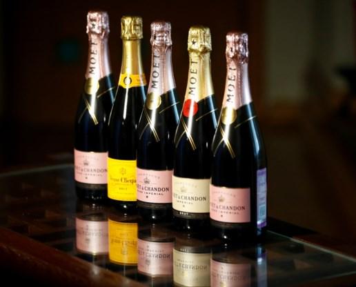 Franse champagneboeren beledigd door nieuwe Russische wet