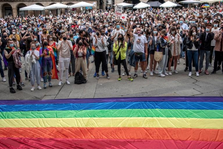 Protesten in Spanje na dodelijke aanval op homoseksuele man