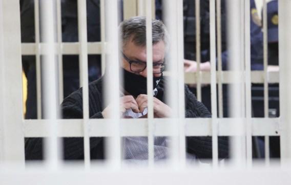 Wit-Russische opposant Viktor Babariko veroordeeld tot veertien jaar cel
