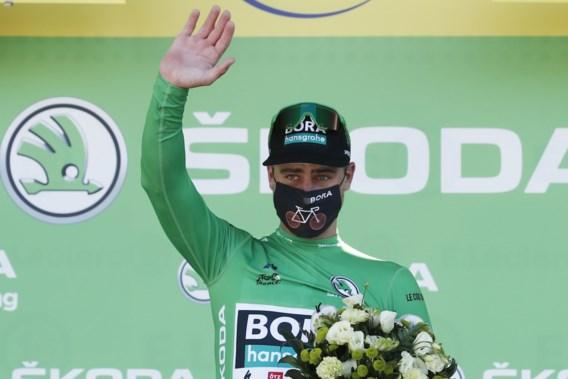 Peter Sagan dan toch naar zijn tiende Tour de France op rij