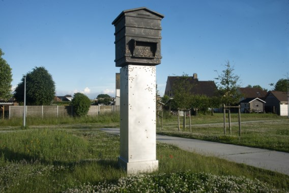 Ophef over Zedelgems monument dat 12.000 Letse collaborateurs eert