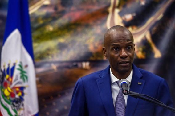 Haïtiaanse president gedood in zijn eigen woning