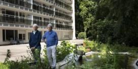 Als één appartementsblok achter groene investeringen