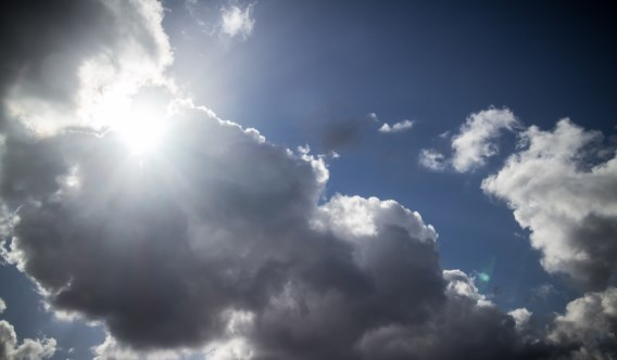 Dag begint droog, maar kans op buien of onweer in namiddag