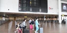 Vertrekhal Brussels Airport opnieuw vrijgegeven