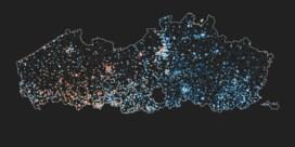 Hoe hitte onze steden 's nachts doet zweten