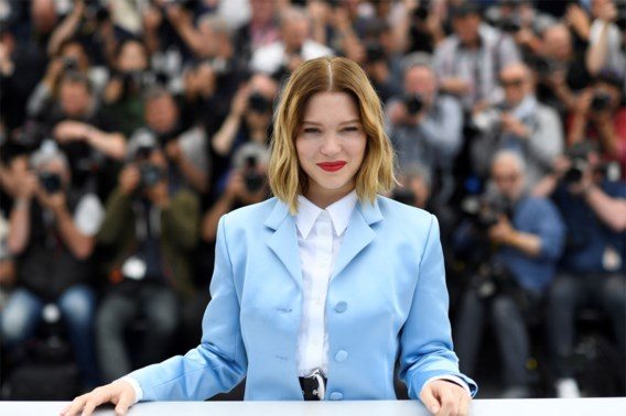 Léa Seydoux dreigt filmfestival van Cannes te missen door positieve coronatest