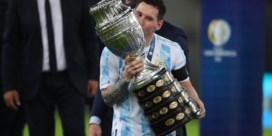 Copa América is zoveel méér dan kroon op Messi's kolossale carrière
