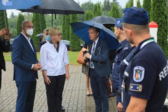 Frontex verdubbelt bewaking aan Litouwse grens