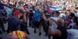 Cuba opgeschrikt door ongebruikelijke protesten tegen regering