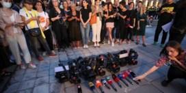 Georgische cameraman overleden na anti-lgbti-protest