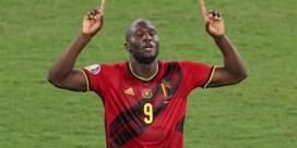Romelu Lukaku krijgt een plek in het elftal van het EK
