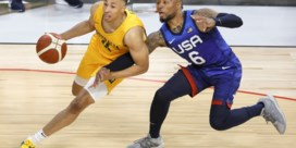 Geen 'Dream Team' voor de Spelen: VS ook onderuit tegen Australië