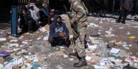 Van rellen naar plunderingen in Zuid-Afrika: 72 doden, leger ingezet