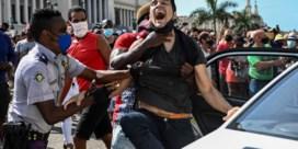 Zwaarste protestgolf in 30 jaar tijd verrast Cubaans regime