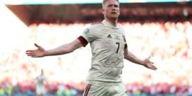 Kevin De Bruyne maakt kans op prijs Goal van het EK
