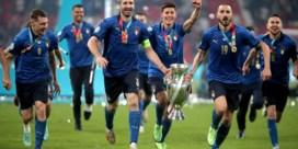 Van het hart van Eriksen tot 'It's going to Rome': het EK in elf memorabele momenten