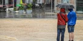 Vandaag ook zware regenval verwacht in Vlaanderen: bekijk hier waar en wanneer
