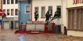 Ook buurlanden kampen met wateroverlast door noodweer: 58 doden in Duitsland