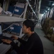 China jaagt bitcoiners weg
