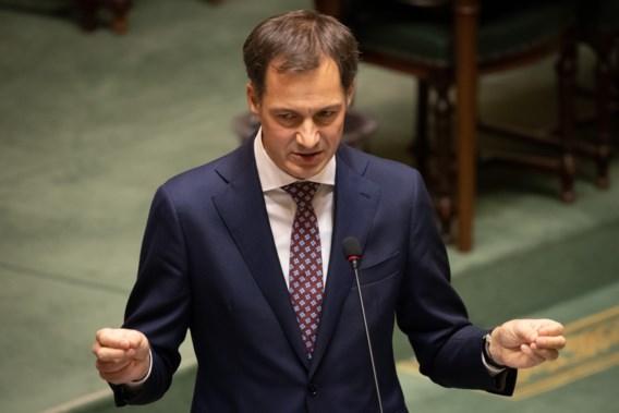 Overlegcomité uitgesteld, premier De Croo noemt stijgende besmettingen 'niet alarmerend'