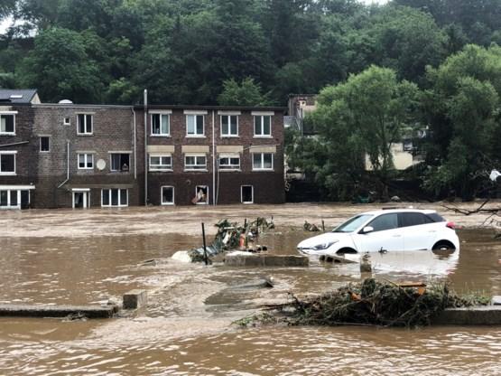 Dodentol van het noodweer loopt op tot twaalf, vier mensen vermist