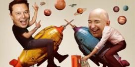 Spacecowboys: de ruimterace tussen de allerrijksten